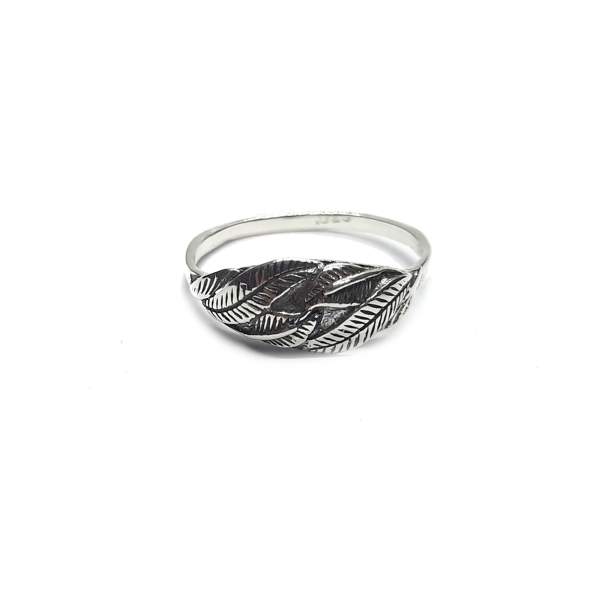 Silver ring - R002215