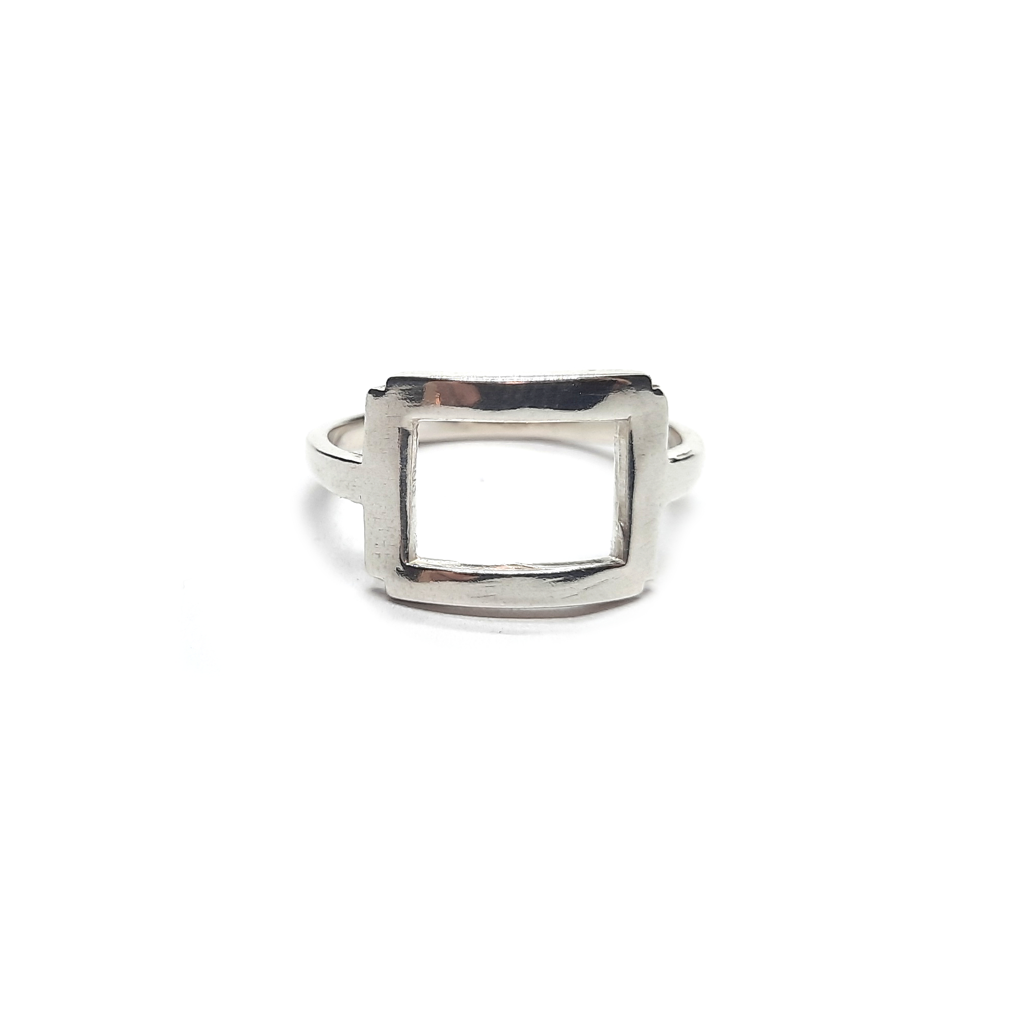 Silver ring - R002253
